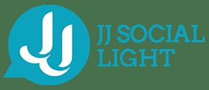 jj social light logo
