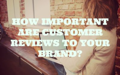How Important are Customer Reviews to your Brand? - JJ Social Light - Atlanta