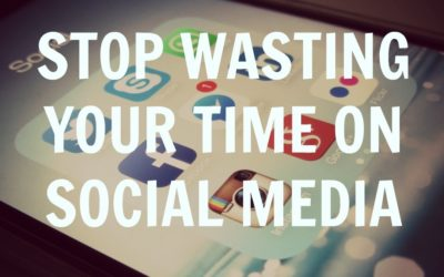 Stop Wasting Time on Social Media - JJ Social Light - Alpharetta