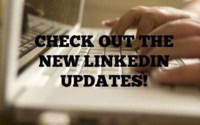 Checkout the New LinkedIn Updates - JJ Social LIght