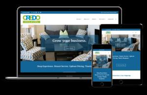 Credo-Finance-Website-Design-Alpharetta
