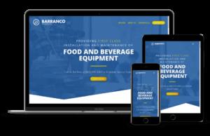 Barranco-Beverage-Website-Design