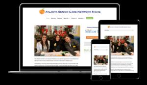 Membership Website Design Atlanta GA