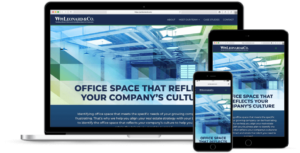custom website design in Atlanta, GA