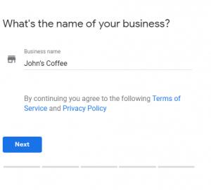 Google My Business: A Comprehensive Guide to Getting Started - JJ Social Light - Alpharetta