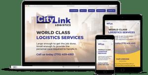 Trucking Website Design — Atlanta, GA