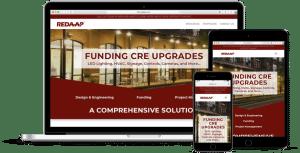 Redaap Business Website Designs