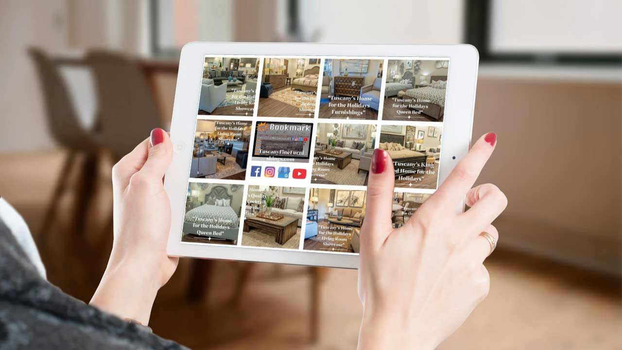 blogging atlanta web design case study