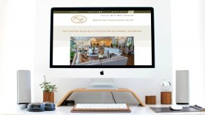 atlanta furniture store web design
