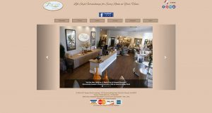 tuscany old home page web design