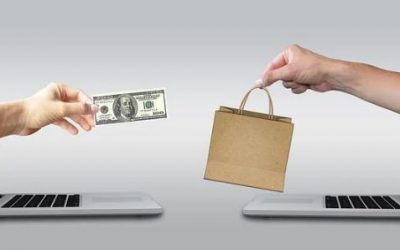 Selling through ecommerce website