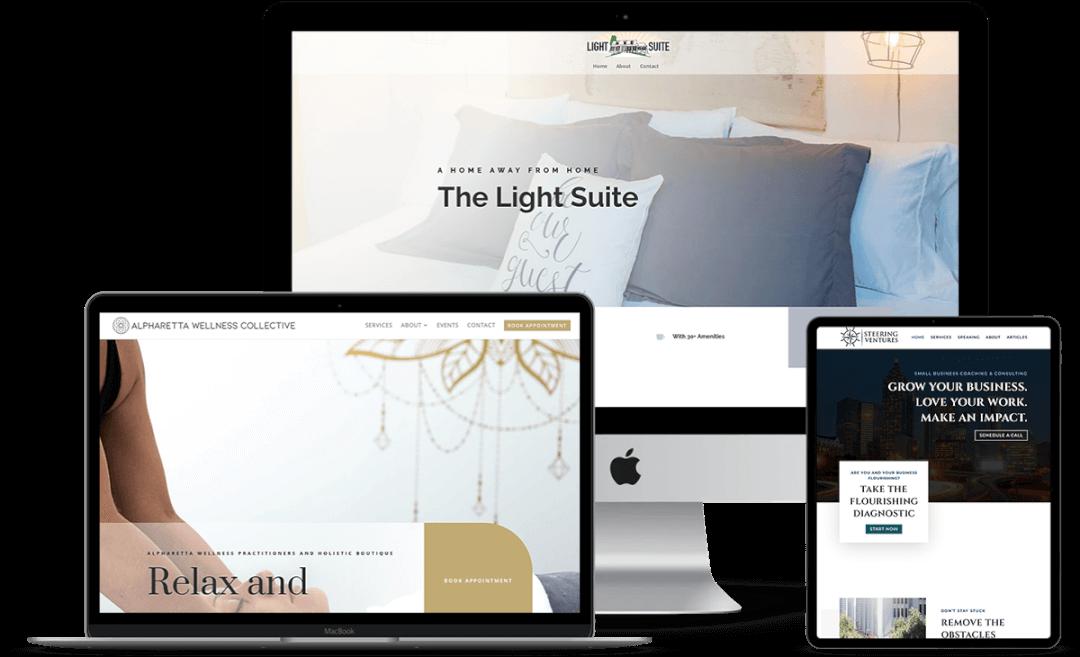 budget website design