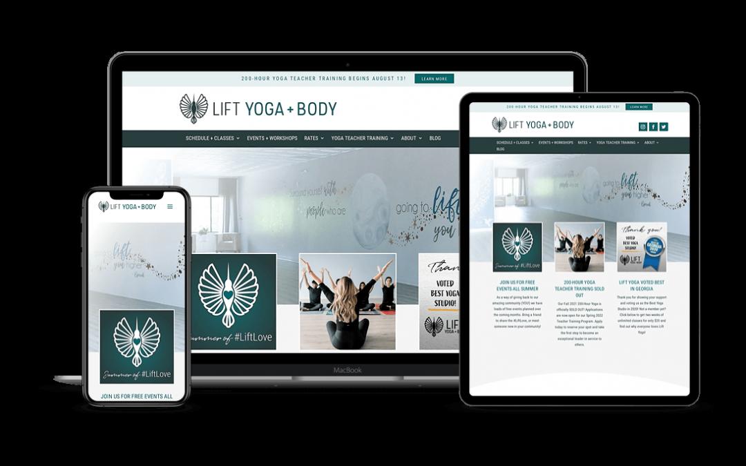 Lift Yoga + Body